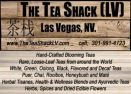 Tea Shack LV