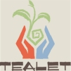 tealet-logo-with-tealet-and-tan-background